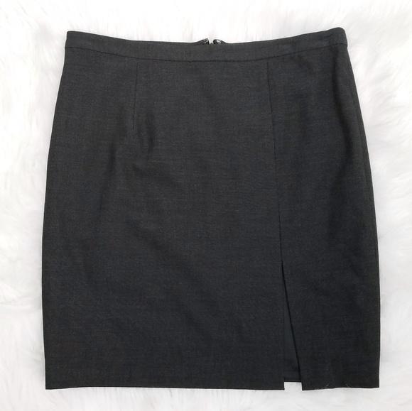 MICHAEL Michael Kors Dresses & Skirts - Michael Kors MK BASICS Collection Gray Skirt 6